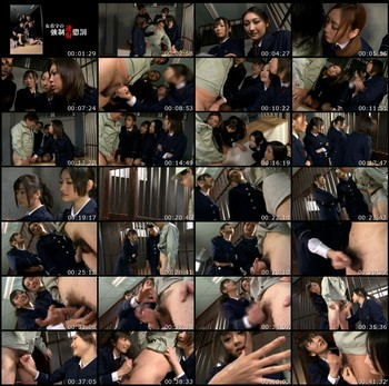 NFDM-243 Punishment From The Guards Forced Fire Woman JAV Femdom