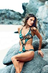 Ale Swimwear: Brazil Bohemia meets Malibu Chic (2015)