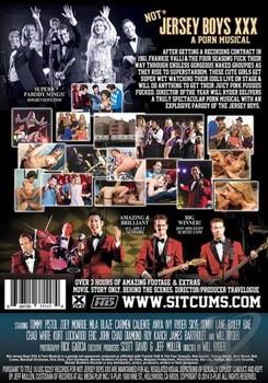Not Jersey Boys XXX A Porn Musical (2014) DVDRip