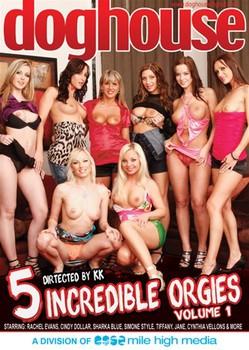 5 Incredible Orgies (2014) WEBRip