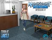 Crazyxxx3dworld - Malevolent 17